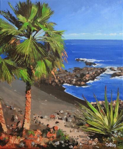 Punta de la carrera à Tenerife