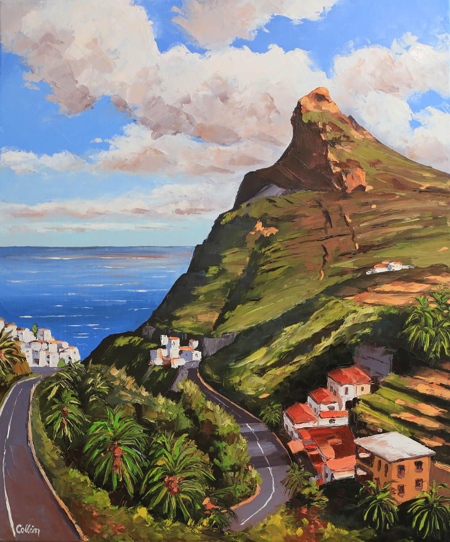 Village de Taganana à Tenerife